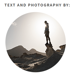 text and photography by danzafra
