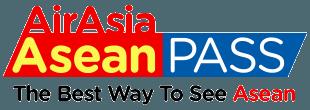Logo airasia asean pass viaje