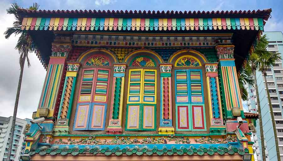 Little India, interesting places to go in Singapore