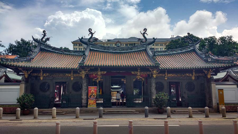 Thian Hock Keng Singapore in two days travel guide