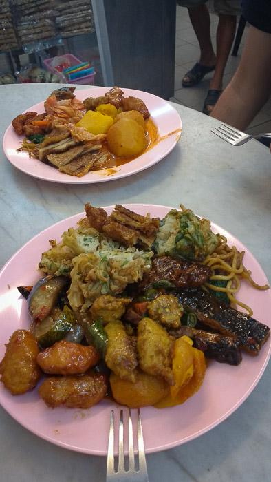 Mejores warung en bali ubud Dewa Warung