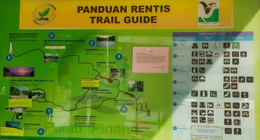Penang National Park - Everything you need to know