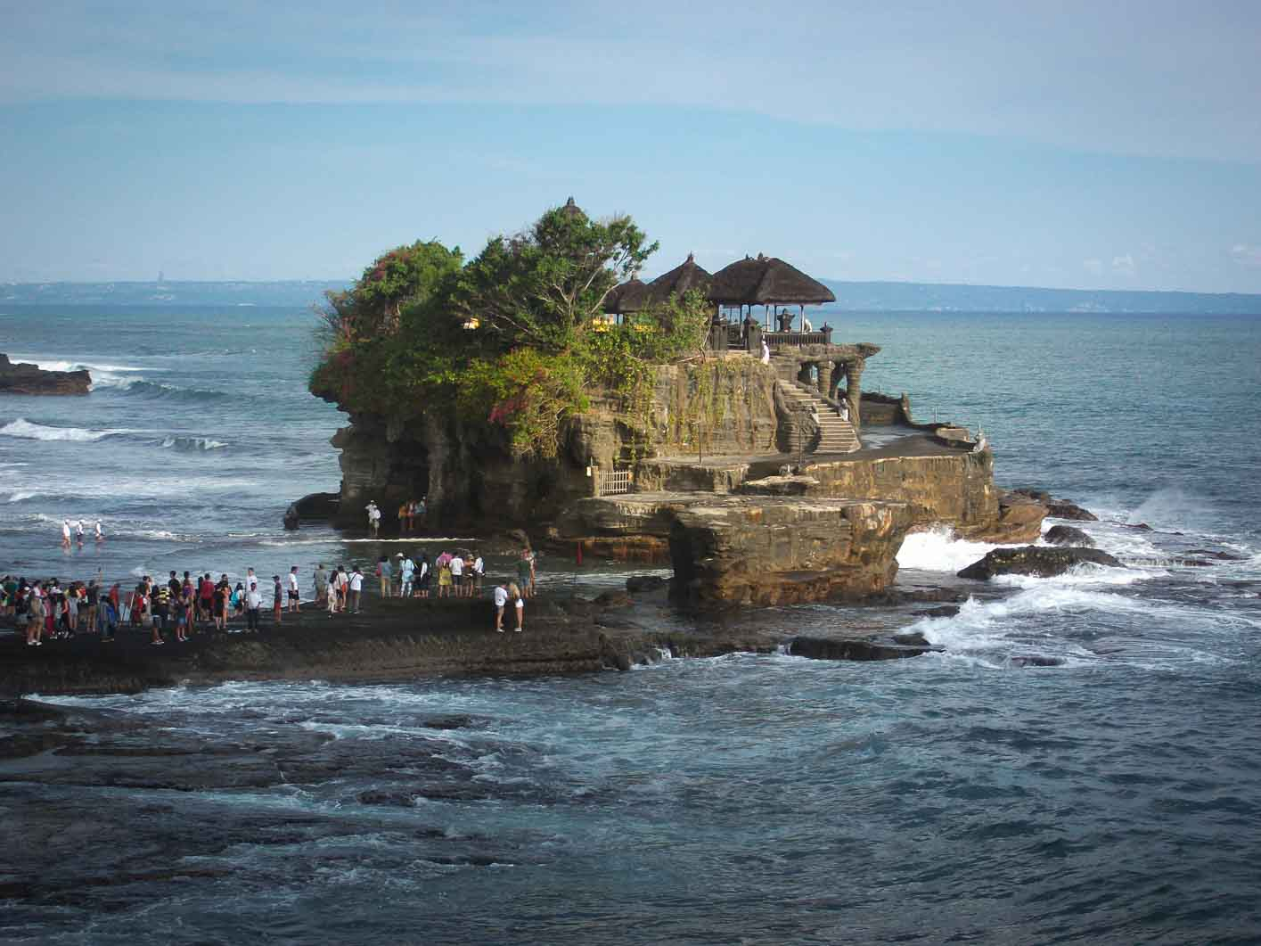 best attractions of bali tanah lot