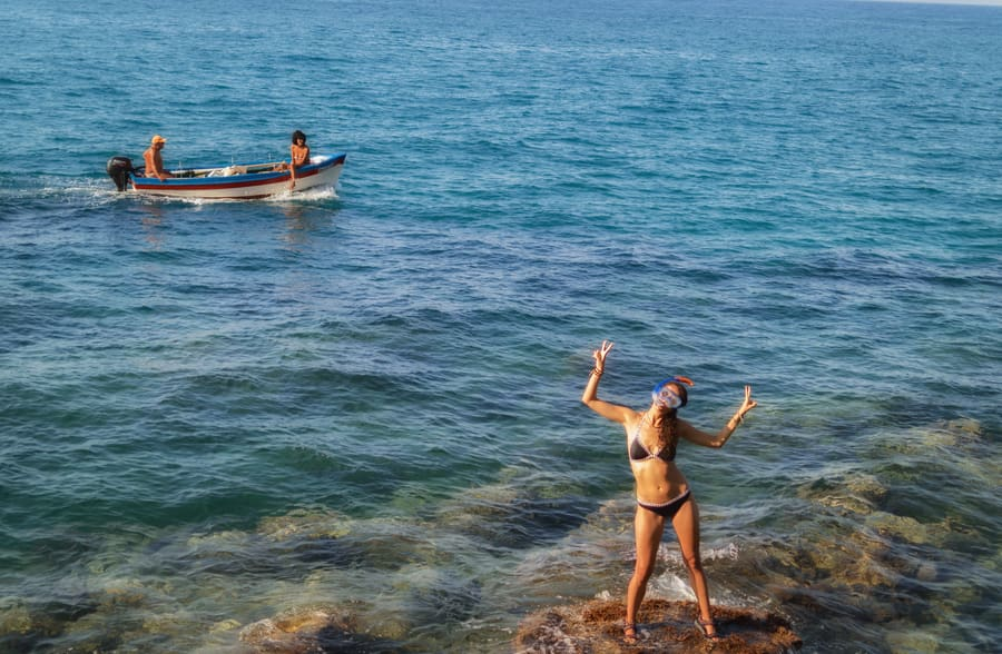diving at the beaches of via giudecca reef top things to do in cefalu in one day