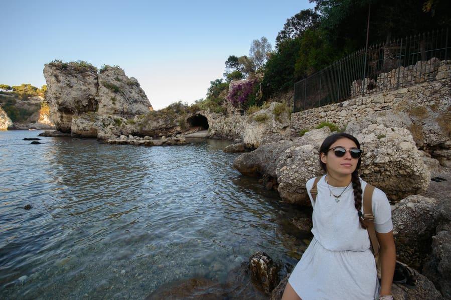 Isola Bella Sicily Italy