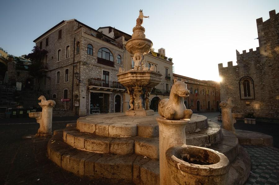 lugares imprescindibles que ver en sicilia en 10 dias taormina