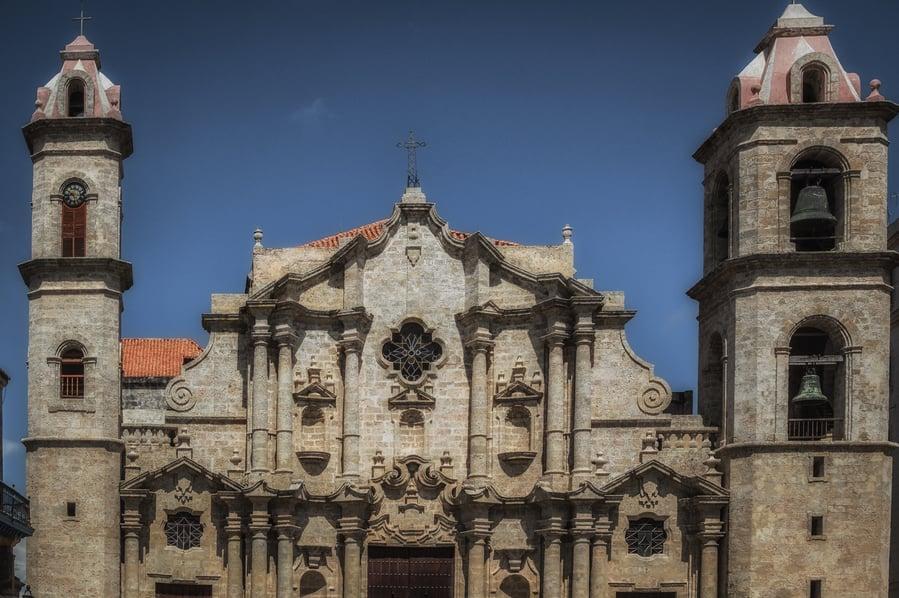 Catedral de San Cristóbal de la Habana Cuba. Guia completa
