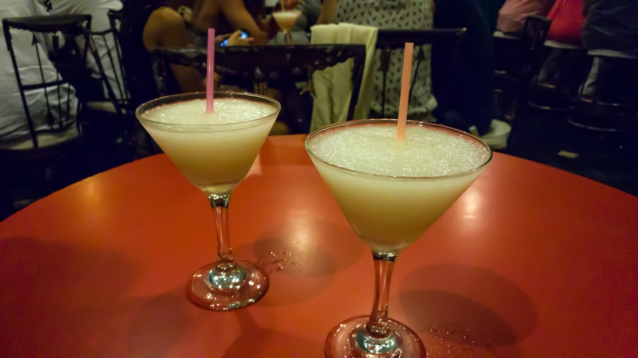 Daiquiris in El Floridita Havana Cuba. Top things to do in Havana.