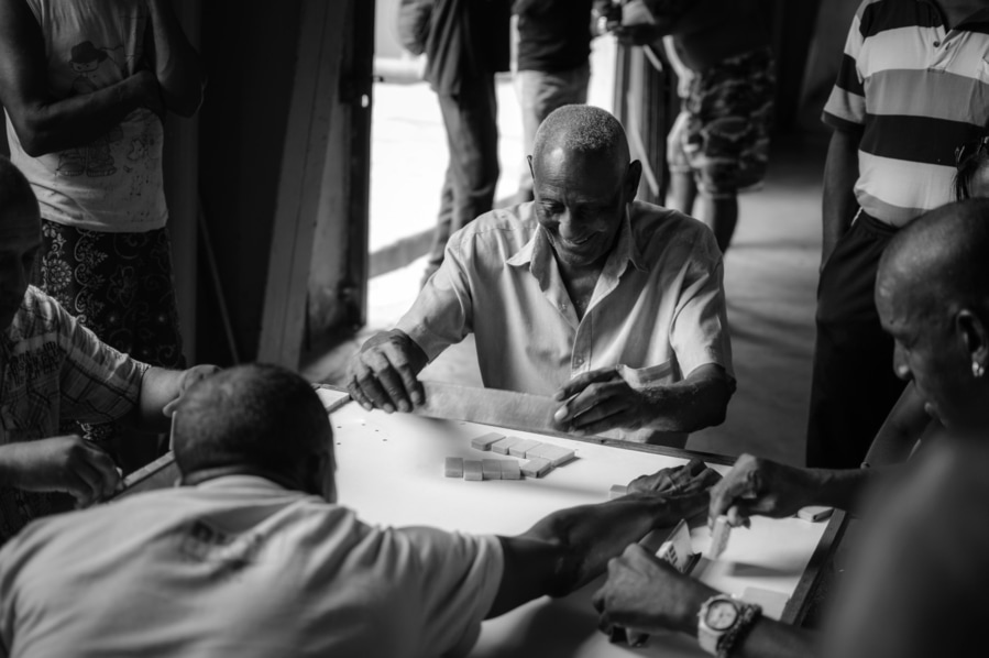 black and white photo game domino the habana cuba guide to top things to do in Havana Cuba