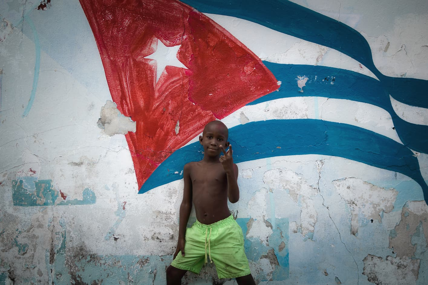 cuban child in 15 days