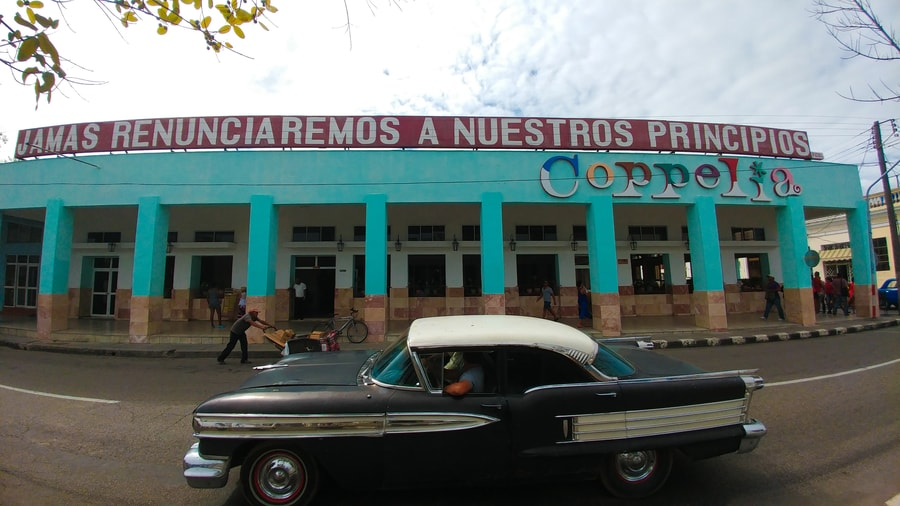 coppelia cienfuegos in one day