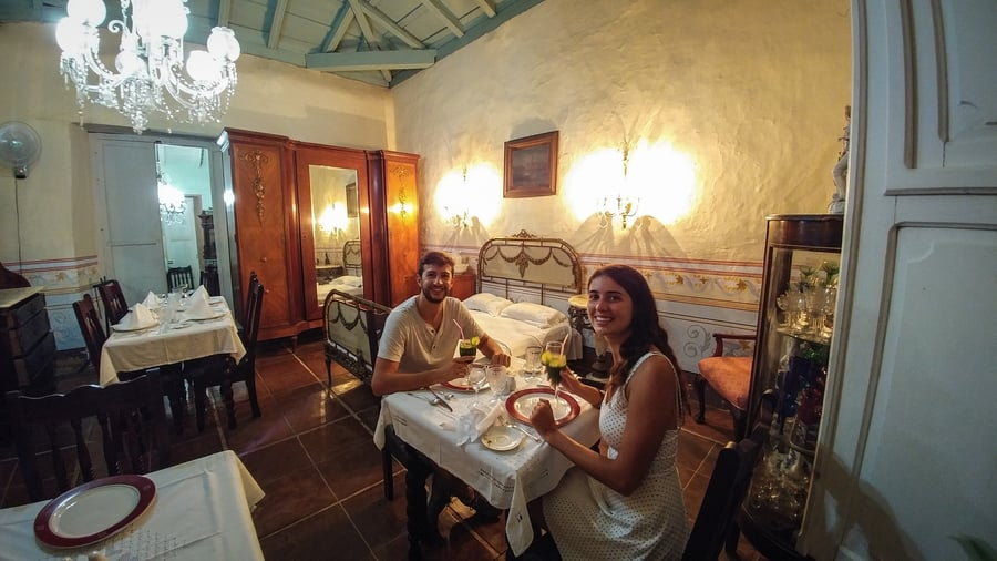 sol aranda things where to eat restaurants in trinidad cuba