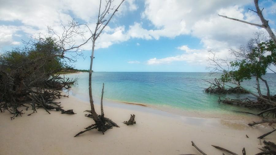Playas al Este de Cayo Jutías Cuba. imprescindible en tu viaje a cuba