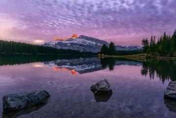 viaje fotografico montañas rocosas canada banff yoho jasper