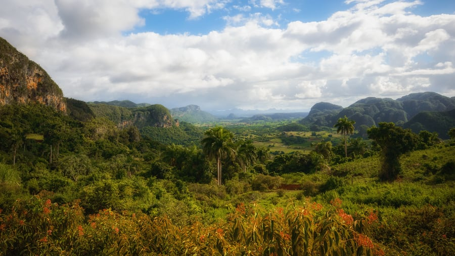 best views of the viñales valley