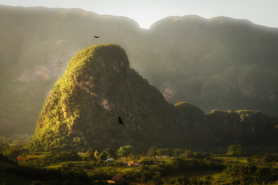 top attractions in viñales cuba mogote