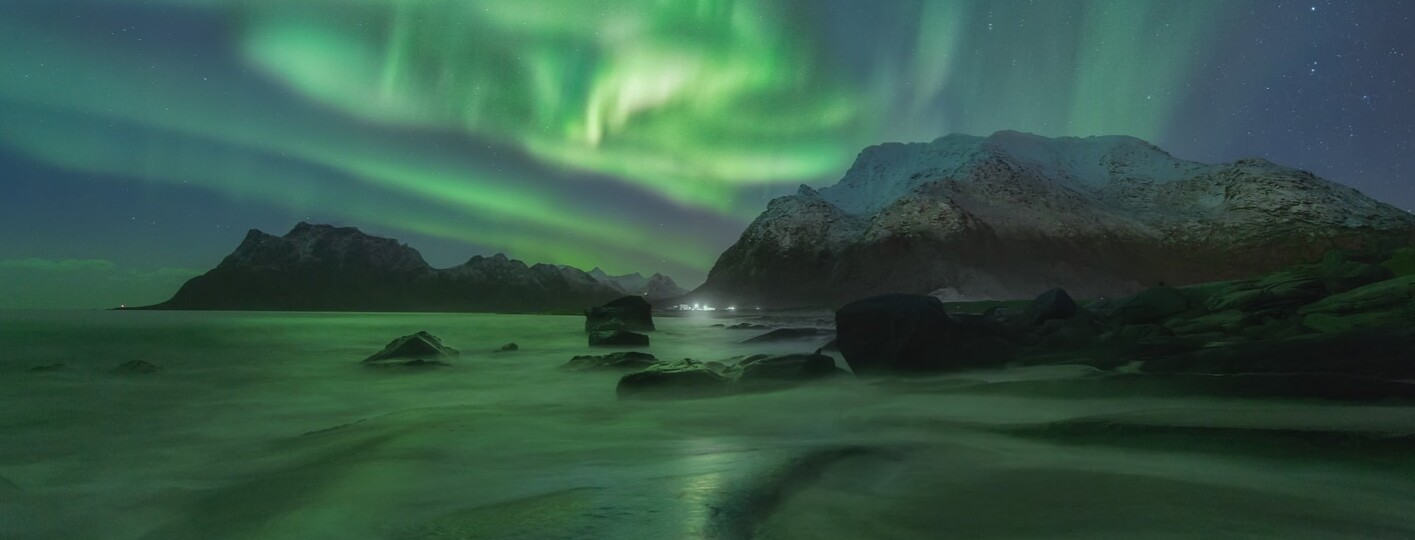 Best Place To See Northern Lights 2020 Best time and place to see the NORTHERN LIGHTS in NORWAY