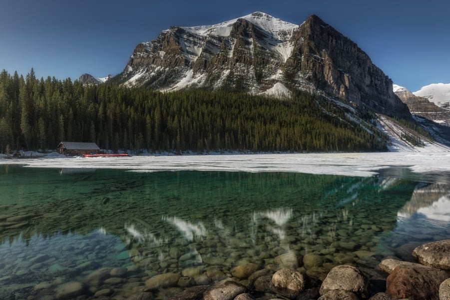 Lake louise and Banff itinerary package