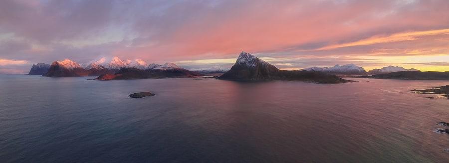 Best beaches in Lofoten Islands Storsandnes