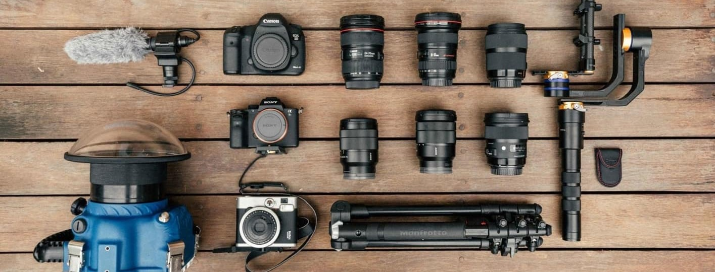 best travel camera and lenses