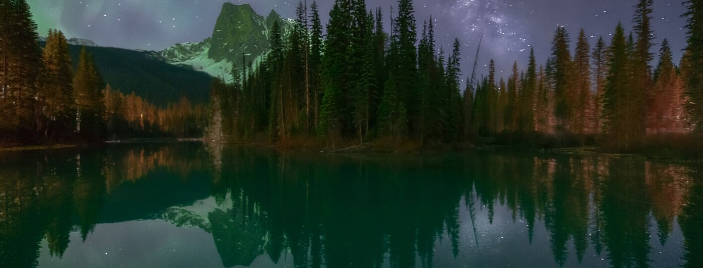 como ver la aurora boreal en canada mejor epoca