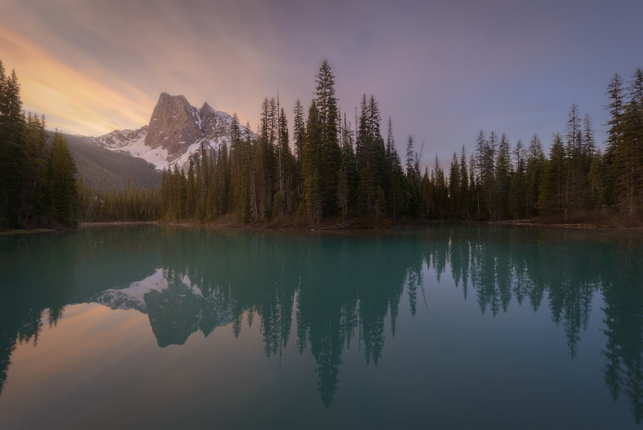 "Emerald Simmetry - <a href=""https://capturetheatlas.com/things-to-do-yoho-national-park-canada/"">Yoho National Park.</a> <a href=""https://capturetheatlas.com/canadian-rockies-road-trip-15-days/"">Canada.</a>"