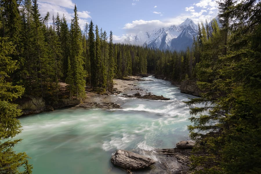 canadian rockies photo tour workshop yoho national park