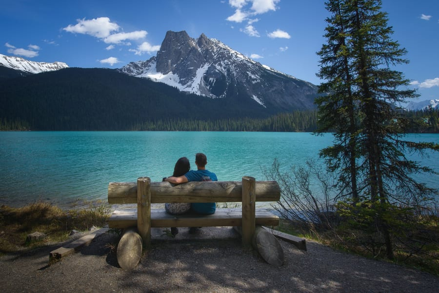 top things to do in emerald lake trail in one day