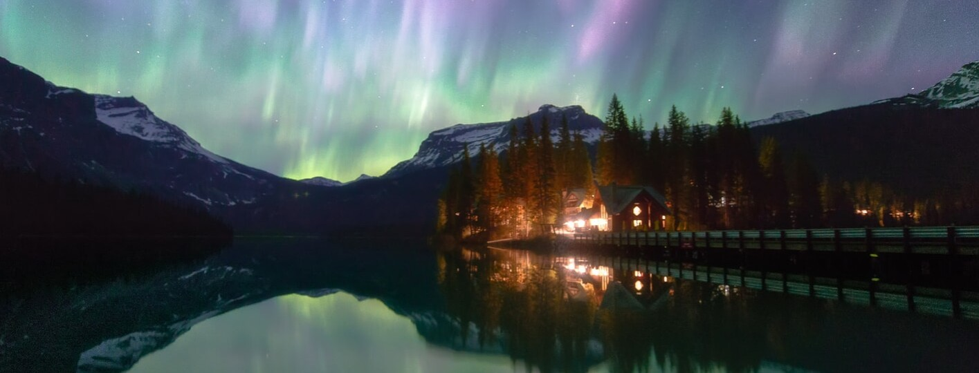 northen lights in canada best noise reduction in photoshop