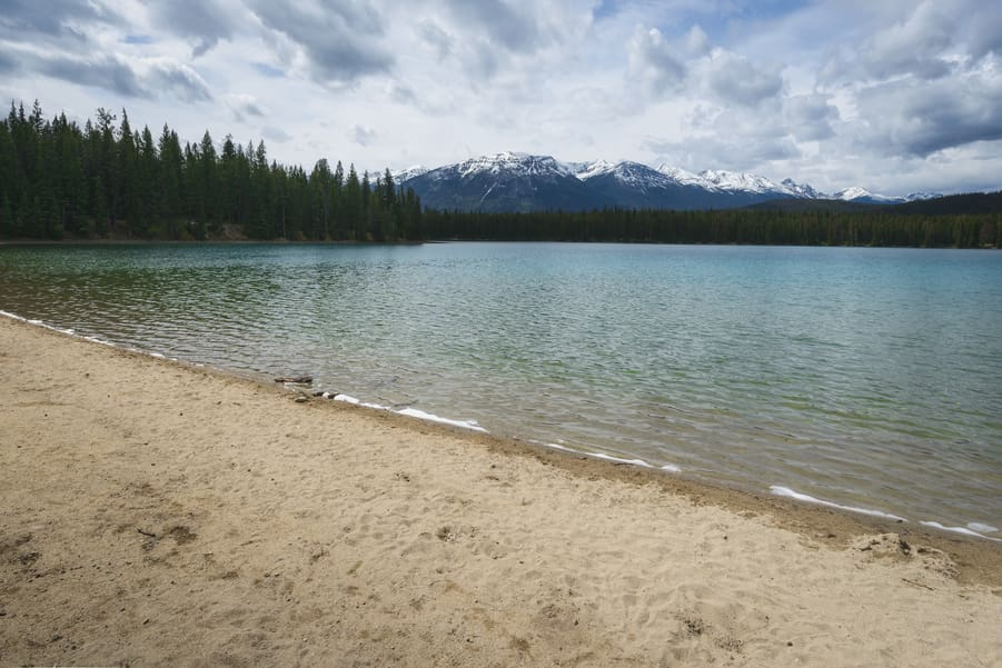 annete lake best things to do in jasper national park