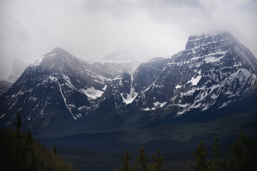 tips to visit the icefields parkway