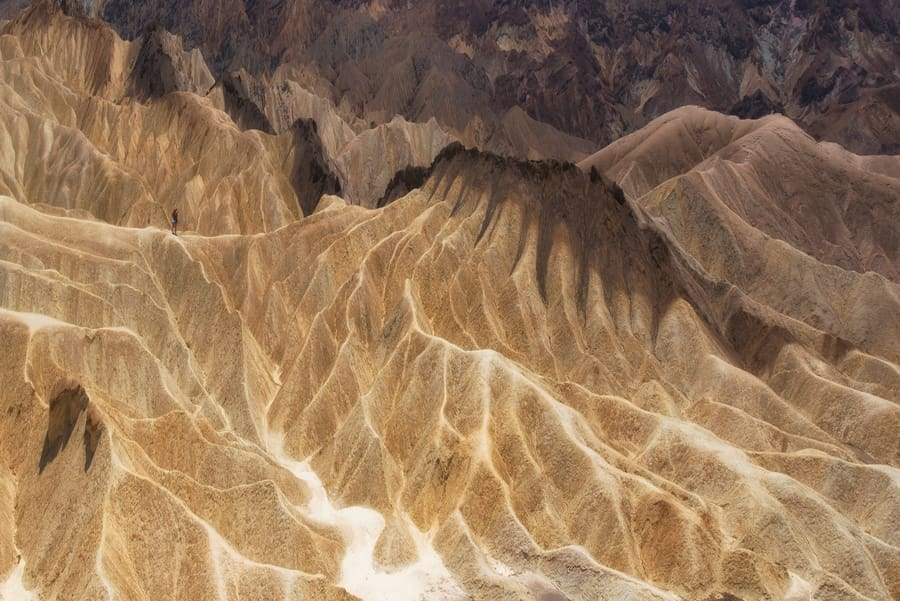 best time to visit death valley california nevada