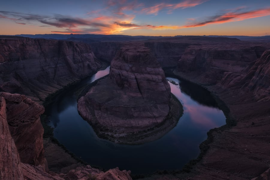 accommodations in Page Arizona USA - horseshoe bend