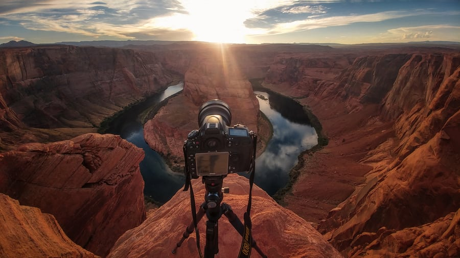 horseshoe bend best time to go