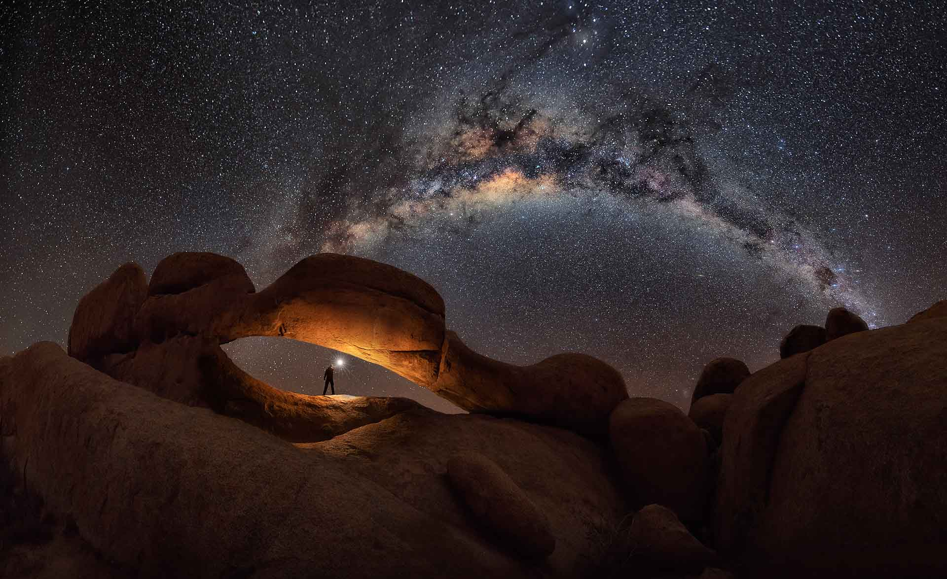 best milky way photograph