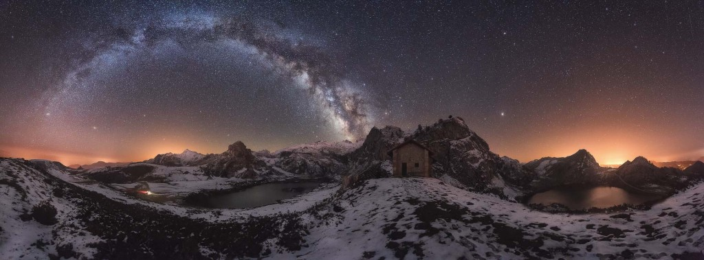 """DREAMY NIGHT AT COVADONGA "" – JULIO CASTRO"