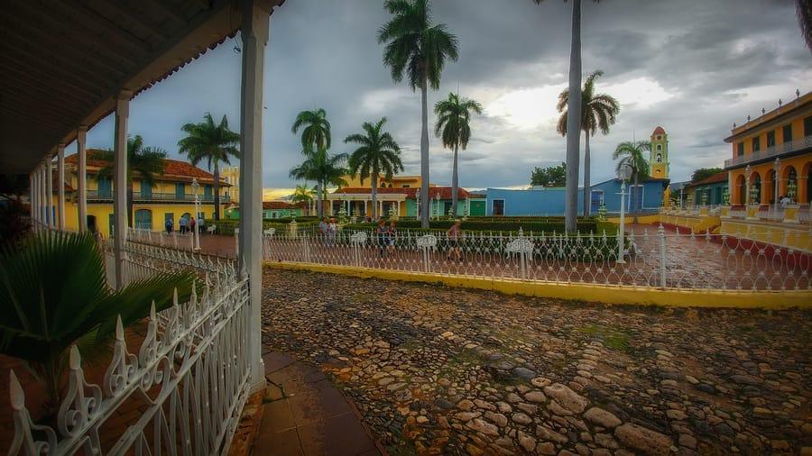 Museo romantico plaza mayor trinidad Cuba. que hacer en trinidad