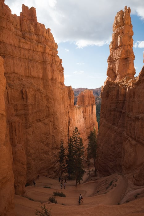tips to visit Bryce canyon for free