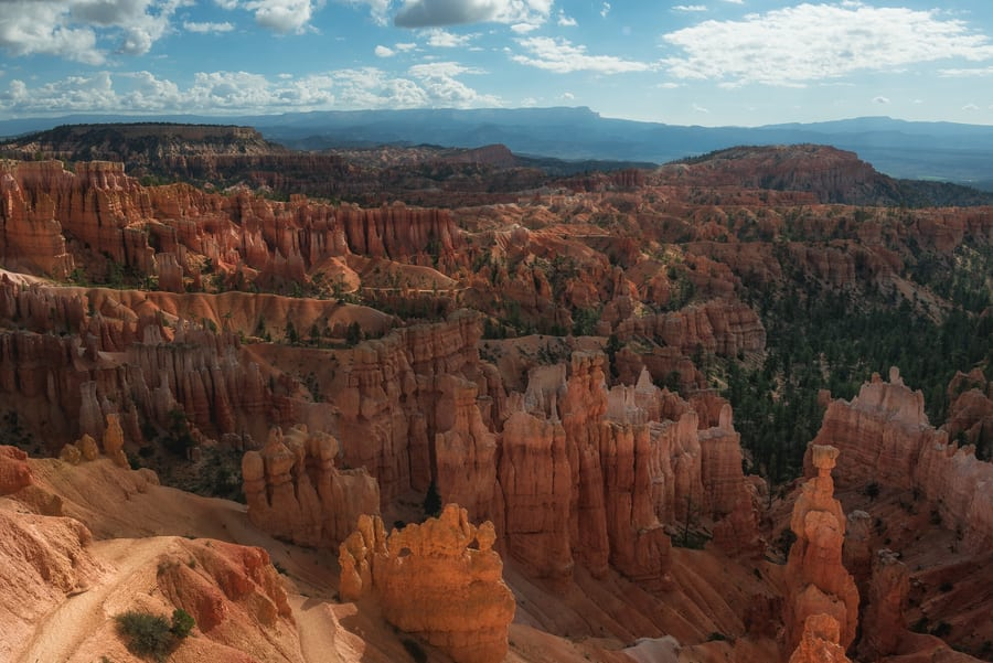 how to get to Bryce canyon where is bryce