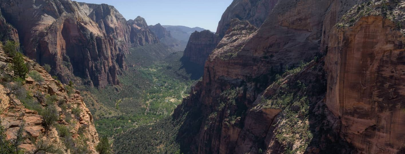 angels landing zion national park best things to do and lodging