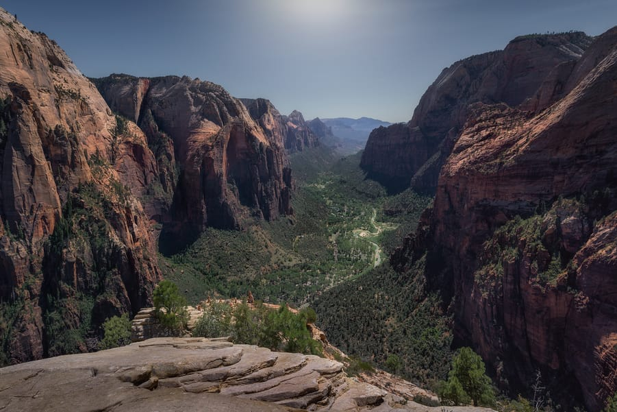 best things to do in zion national park usa in one day - capture the