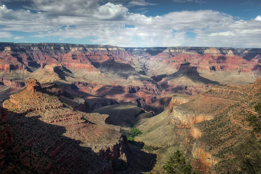 top things to visit at the grand canyon