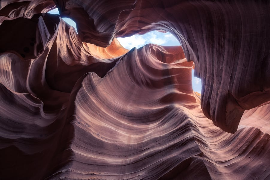 "Waves - <a href=""https://capturetheatlas.com/es/visitar-antelope-canyon/"">Antelope Canyon.</a> <a href=""https://capturetheatlas.com/es/ruta-costa-oeste-estados-unidos-10-dias/"">Estados Unidos.</a>"