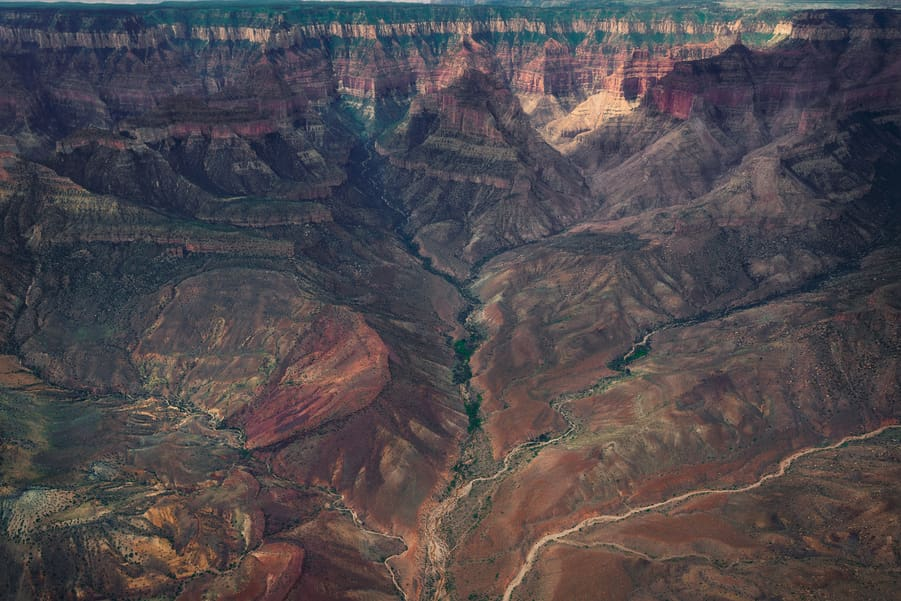 north rim or south rim grand canyon, what to visit