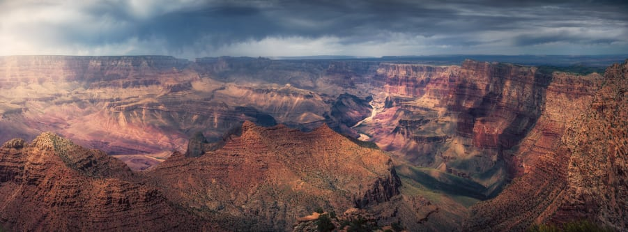grand canyon is worth to visit it