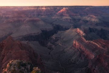 things to do in grand canyon overlooks