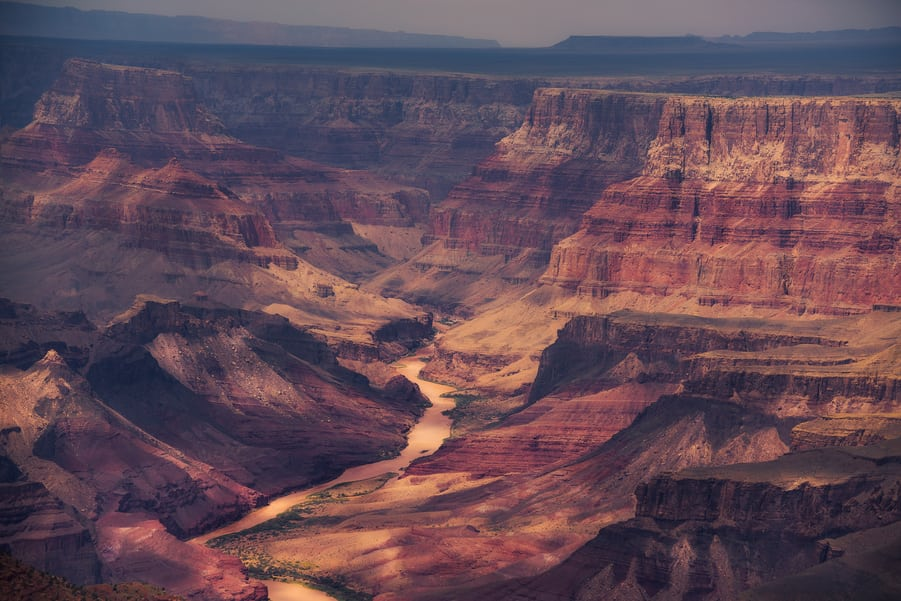 how to get to death valley from Grand Canyon