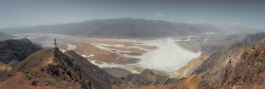 how to visit death valley in a day