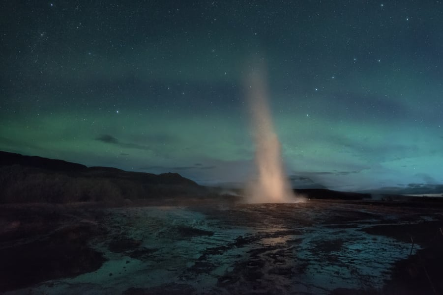 Best Time To Visit Iceland 2020 Best time and places to see the NORTHERN LIGHTS in ICELAND
