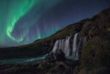 how to see northern lights in iceland hotel